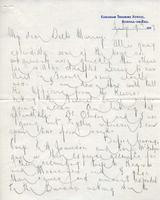 Soldiers' Letters to W. C. Murray : Edward DuVal, Jul.19,1917