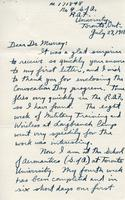 Soldiers' Letters to W. C. Murray : James Harrington, Jul. 27, 1918