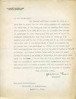 Soldiers' Letters to W. C. Murray : McLean, n.d.