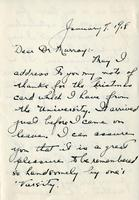 Soldiers' Letters to W. C. Murray : J. R. Macpherson, Jan. 7, 1918