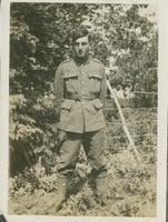 Photo of man in uniform