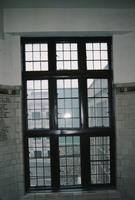 College Building First Floor - Stairwell Window