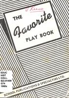 The Favorite Play Book