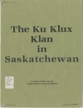 The Ku Klux Klan in Saskatchewan