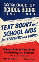 1943-1944 School Aids Catalogue