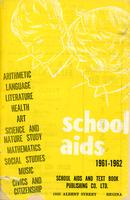 1961-1962 School Aids Catalogue