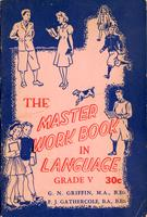 The Master work book in language: grade V
