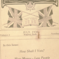 The Ku Klux Klan in Saskatchewan Slide 33