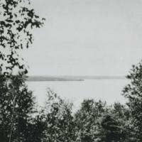 A view of Lake Waskesiu, PANP Wonderful fishing in this lake