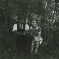 Jack MacKay and Ella Anderson (related to George Davies)
