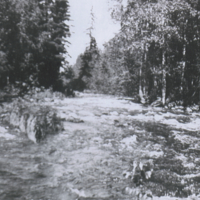 1933 Kingsmere River