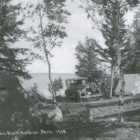 Prince Albert national Park - 1928 - Gibson Photo No. 110