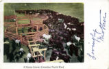 A Horse Corral, Canadian North-West
